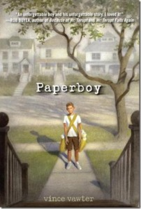 "Summer Reading book review ""Paperboy"" by Vince Vawter"