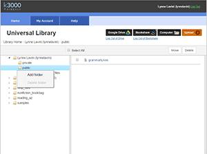 add-delete-folders